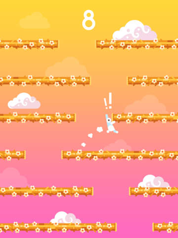 Rabbit Jump iPad