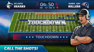All Star Quarterback 15 iOS Screenshots