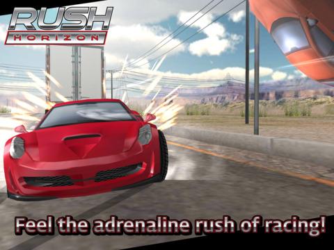 kostenloser Endless-Racer für iPhone iPad