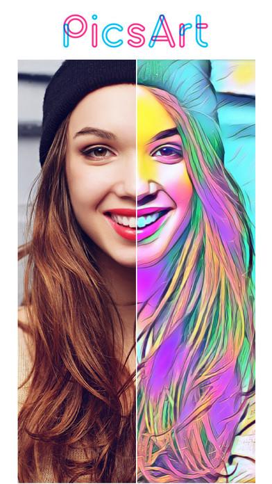 download PicsArt Photo Studio:Editeur d'Image et de Collage apps 0