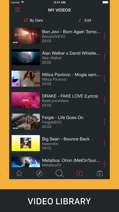 Screenshot for Mobdro: Video Player in Portugal App Store