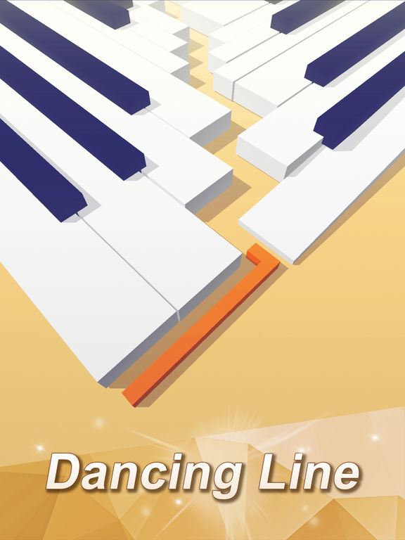 Screenshot 1 Dancing Line
