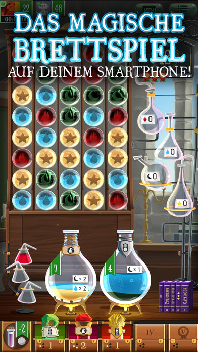 Potion Explosion iOS Screenshots