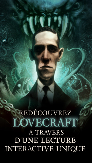 Screenshot iLovecraft (H.P. Lovecraft Collection Vol.1)