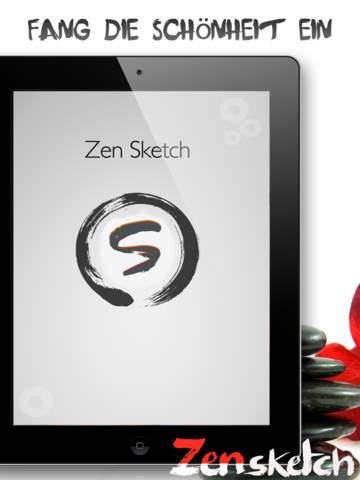Zen Sketch - Die Kunst des Zeichnens & Skizzierens Screenshot
