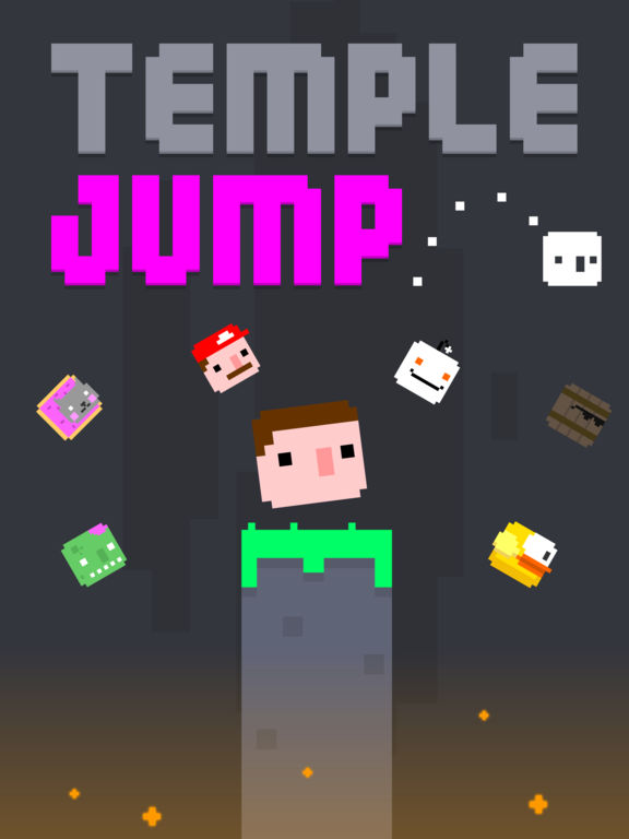 Screenshot 1 Temple Jump