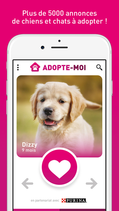 download Adopte-moi - Chiens et chats à adopter apps 2