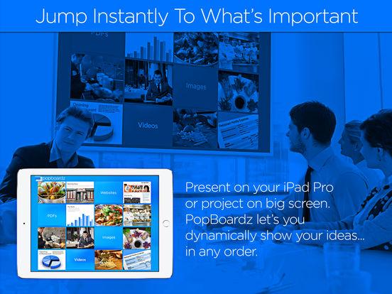 PopBoardz Screenshot