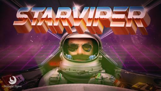 Star Viper: space invasion Screenshot