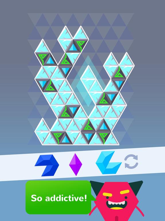 Screenshot 3 Hexy: Puzzle Adventure