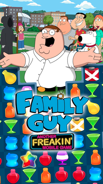 download Family Guy- Another Freakin' Mobile Game appstore review