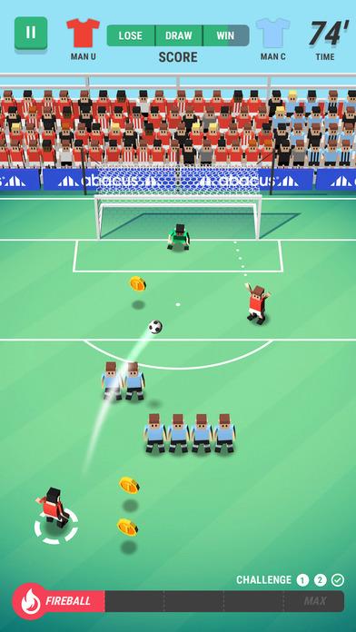 Screenshot 2 Tiny Striker: World Football