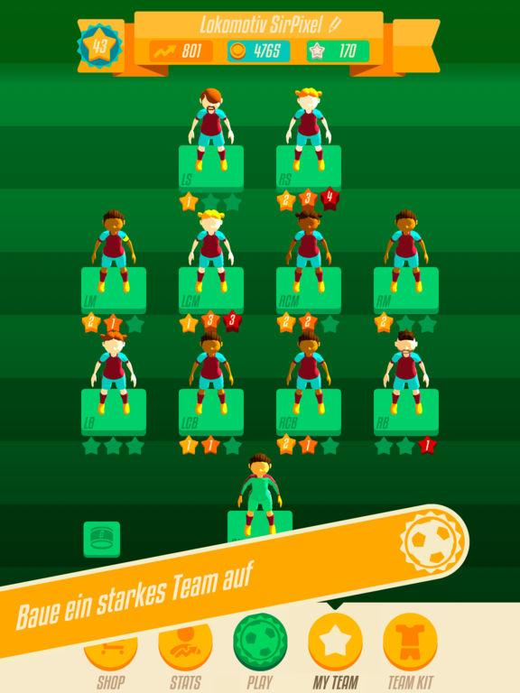 Screenshot 3 Solid Soccer