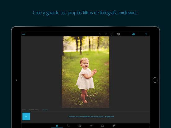 Adobe Photoshop Express: Edita fotos. Crea collage Screenshot