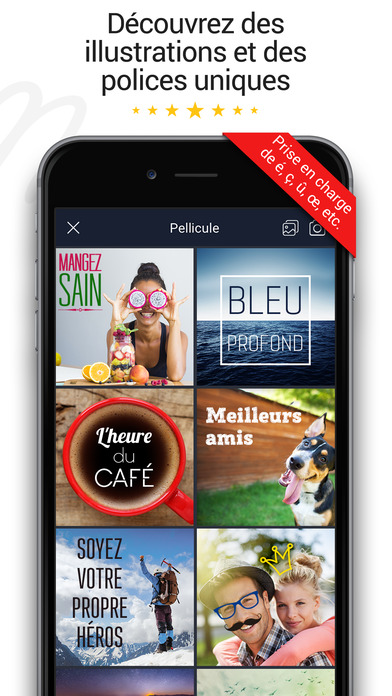 download Lettremania - Ajoutez du texte à vos photos ! apps 1