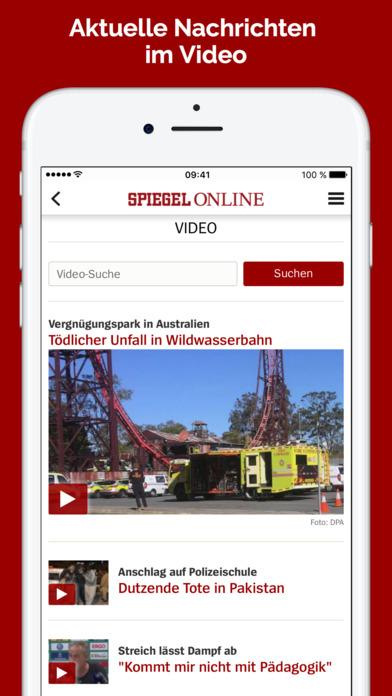 Spiegel online nachrichten im app store for Spiegel 0nline