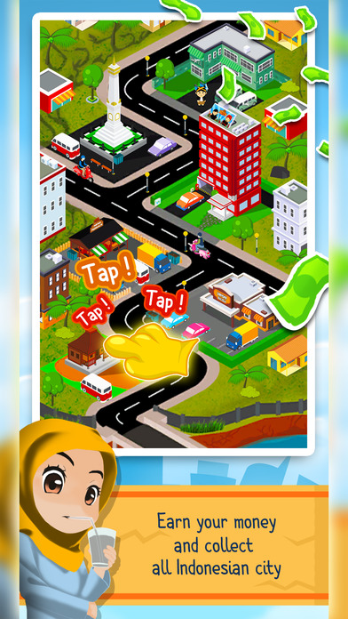 Tap City Tycoon Screenshot