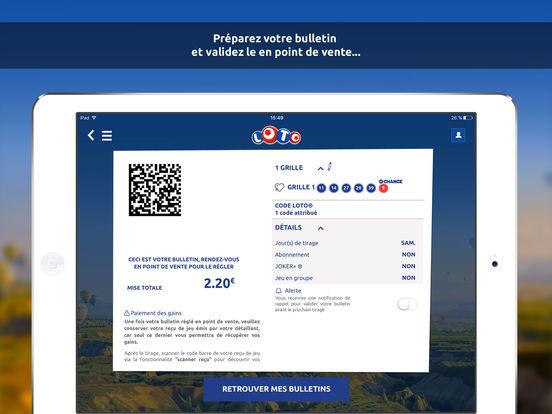 Francaise des jeux loto site officiel - Grille parions sport pdf ...