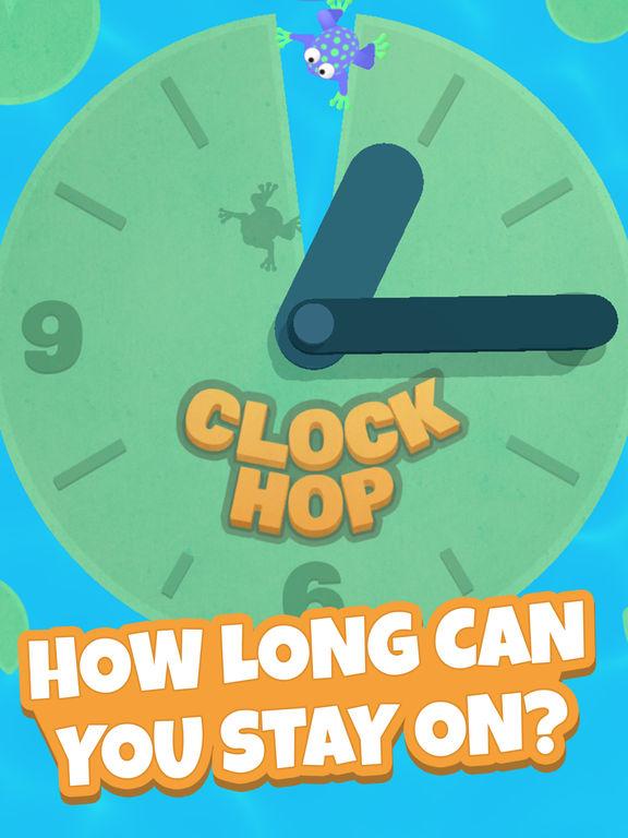 Screenshot 3 Clock Hop