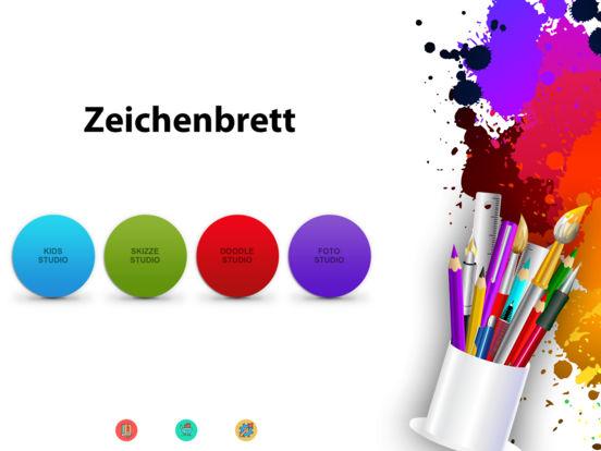 Zeichenbrett - Zeichnen, Malen, kritzeln Screenshot