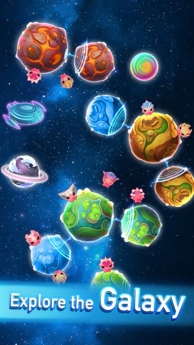 Alien Path iOS Screenshots
