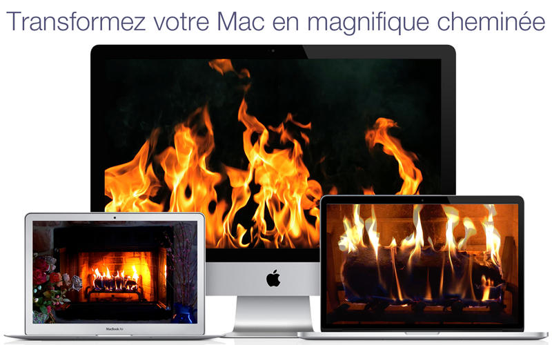 chemin e hd conomiseur d cran romantique dans le mac app store. Black Bedroom Furniture Sets. Home Design Ideas