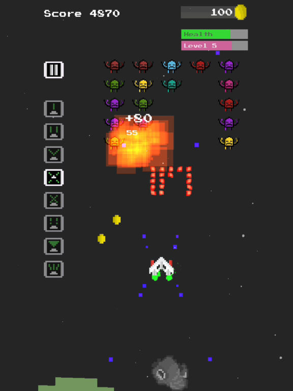 Screenshot 3 Space Galaxy Rogue