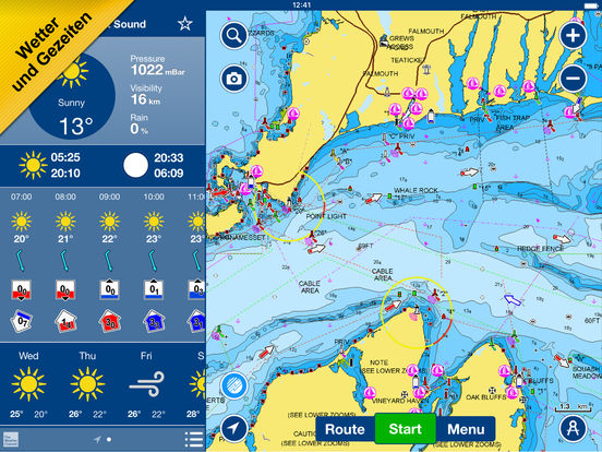 Boating Europe HD Screenshots