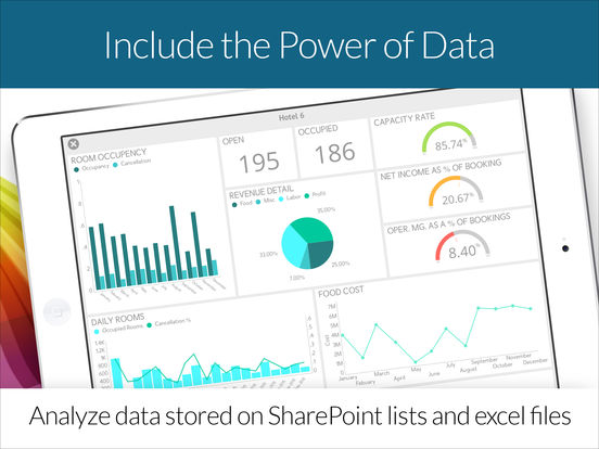 SharePlus for Office 365 and SharePoint Screenshot