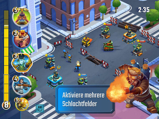 Screenshot 3 Blitz Brigade: Rival Tactics