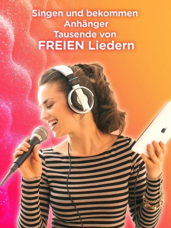 karaoke kostenlos singen