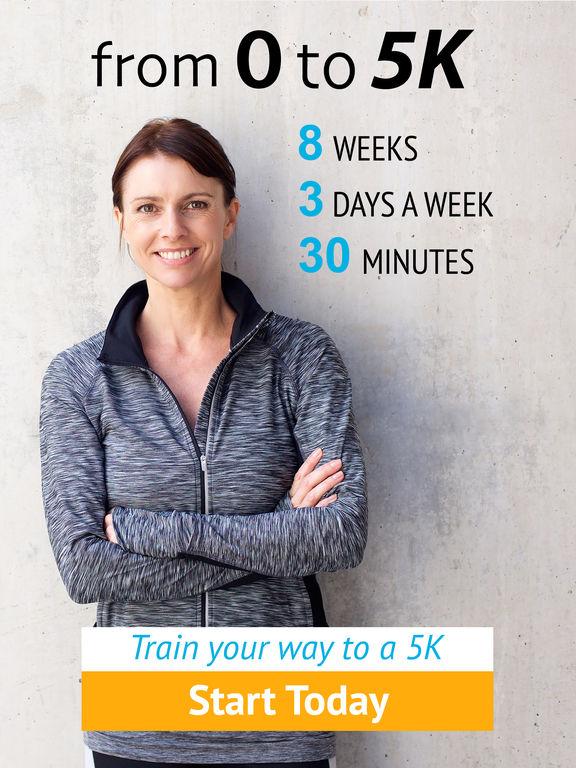 5K Trainer - 0 to 5K Runner. Couch Potato to 5K! Screenshots