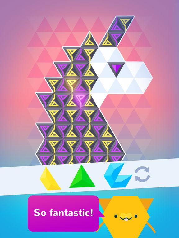 Screenshot 4 Hexy: Puzzle Adventure