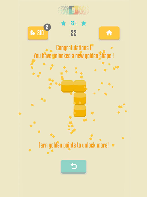 Screenshot 2 9squared! - Stack and match colored blocks puzzle