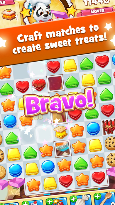 download Cookie Jam appstore review