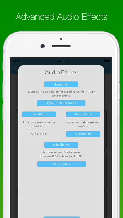 download SkipCast: Podcast Player apps 1
