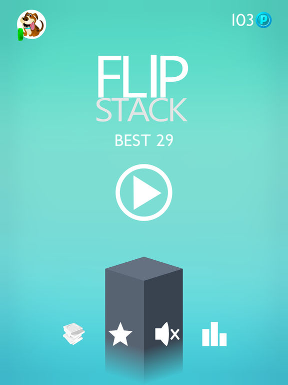 Flip Stack iOS Screenshots