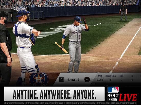 MLB Perfect Inning Live Screenshot