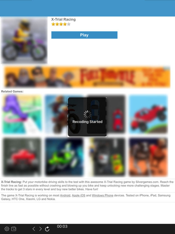 web games html5