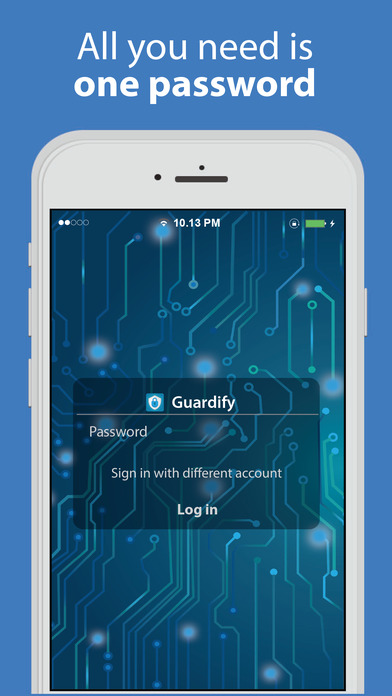 Guardify Pro - Secure Password Vault & Manager Screenshot
