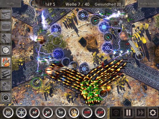Defense Zone 3 Ultra HD iOS