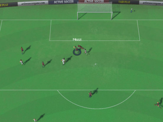 Screenshot 1 Active Soccer 2 DX