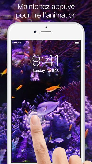 download Fonds d'écran vivants pour moi - Arrière-plans HD apps 4