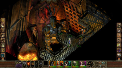 Planescape: Torment iOS Screenshots