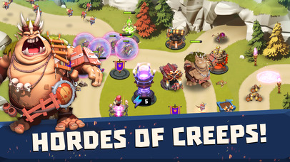 download Castle Creeps TD apps 0