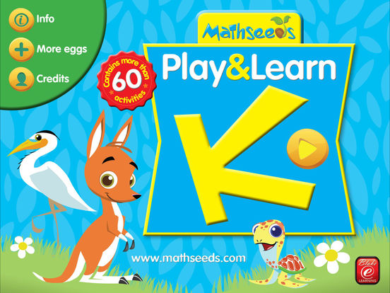Mathseeds Play and Learn K on the App Store