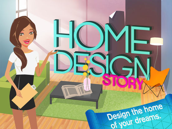 ipad screenshot 4 - Home Design Games