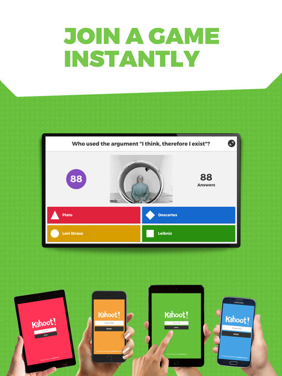 Kahoot! Play Fun Learning Games Screenshot