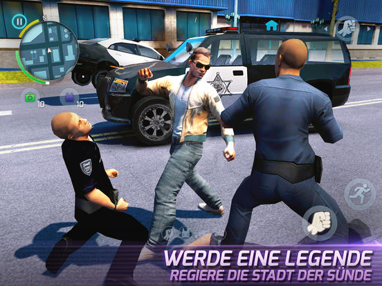 Gangstar Vegas Screenshot
