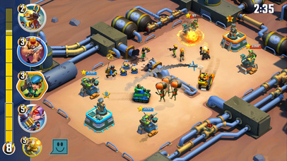 Screenshot 4 Blitz Brigade: Rival Tactics